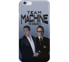 Person of Interest - Team Machine: The Originals iPhone Case/Skin