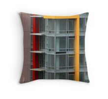 Condo by B.C. Place Throw Pillow