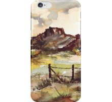 Reasons for getting over a Barbed wire fence (lol!) iPhone Case/Skin