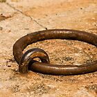 Rusty Old Docking Ring by Buckwhite