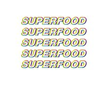 Superfood by Mitch Grant