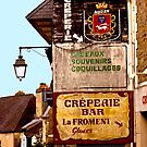 The Creperie by Buckwhite