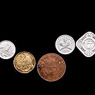 Several old coins by yurix