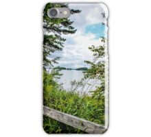 Lake Muskoka View iPhone Case/Skin