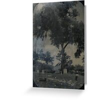 CASSADAGA TIN TYPE Greeting Card