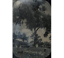 CASSADAGA TIN TYPE Photographic Print