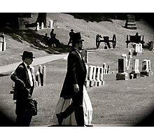 War Photographic Print