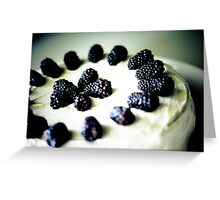Berries & Spice Greeting Card