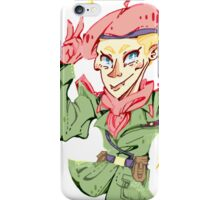 Young Ocelot iPhone Case/Skin