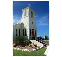 Everglades Community Church Poster