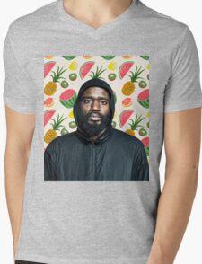 Death Grips Mens V-Neck T-Shirt