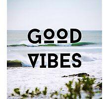 good vibes Photographic Print