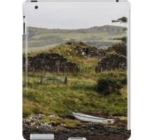 A boat in the Wilderness iPad Case/Skin