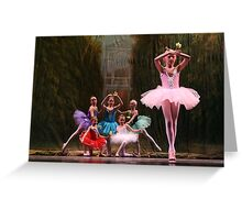 Princesses 1 Greeting Card