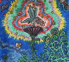 Thumbelina  by gotmuse