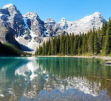 Moraine Lake  by Joy & Rob Penney