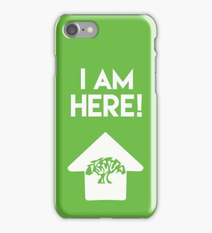 I Am Here Collection - Animal Kingdom iPhone Case/Skin