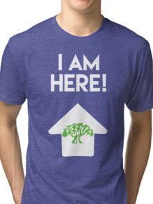 I Am Here Collection - Animal Kingdom Tri-blend T-Shirt