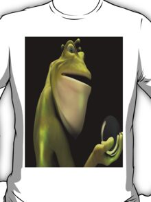 Frog Man With Egg T-Shirt