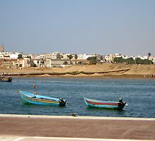 Moroccan Boats by HaleyRenee