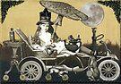 Steampunk Alice by WinonaCookie