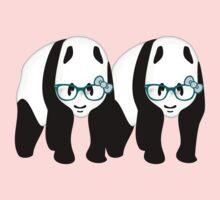 Gay Pride Pandas Baby Tee