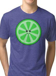 Cute Lime Tri-blend T-Shirt
