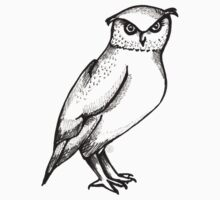 The Rest of the Owl Kids Tee