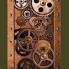 Steampunk Gears by GrimDork