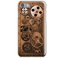 Steampunk Gears iPhone Case/Skin