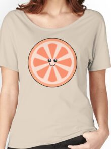 Cute Grapefruit Women's Relaxed Fit T-Shirt