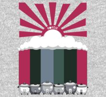 Rice Cooker Shirt by Ryan Yasutake