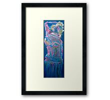 Blue (please view full size) Framed Print