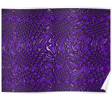 Textured Purp iPhone / Samsung Case Poster