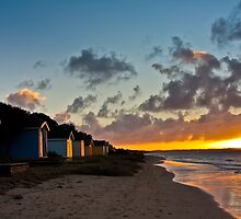 Tyrone foreshore at sunset #4 by RyePixels
