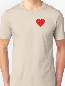 Cute Heart Unisex T-Shirt