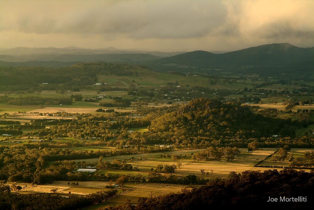 Hanging Rock, Macedon Ranges by Joe Mortelliti