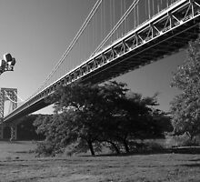 George Washington Bridge by whooppee