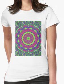 Mandalas 4 Womens Fitted T-Shirt