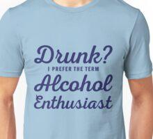 Alcohol Enthusiast Unisex T-Shirt