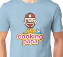 Cooking Papa Unisex T-Shirt