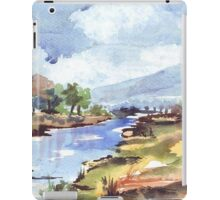 The promise of things to come iPad Case/Skin
