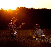 Jamsession afield by JendrikW