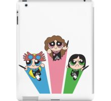 Magic Puff Girls iPad Case/Skin