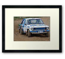 Ian Johnson Framed Print