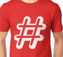 # Hashtag Unisex T-Shirt