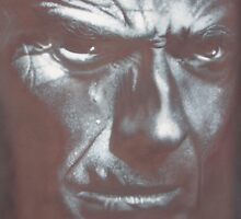 Clint Eastwood by deeza