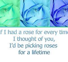 Roses for a Lifetime by Deborah McGrath
