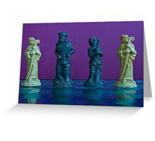 Anyone for Chess Greeting Card