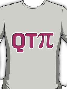QT Pi (Cutie Pie) T-Shirt